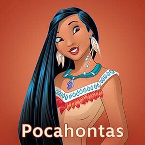 Vidéos Pocahontas - Les Princesses Disney