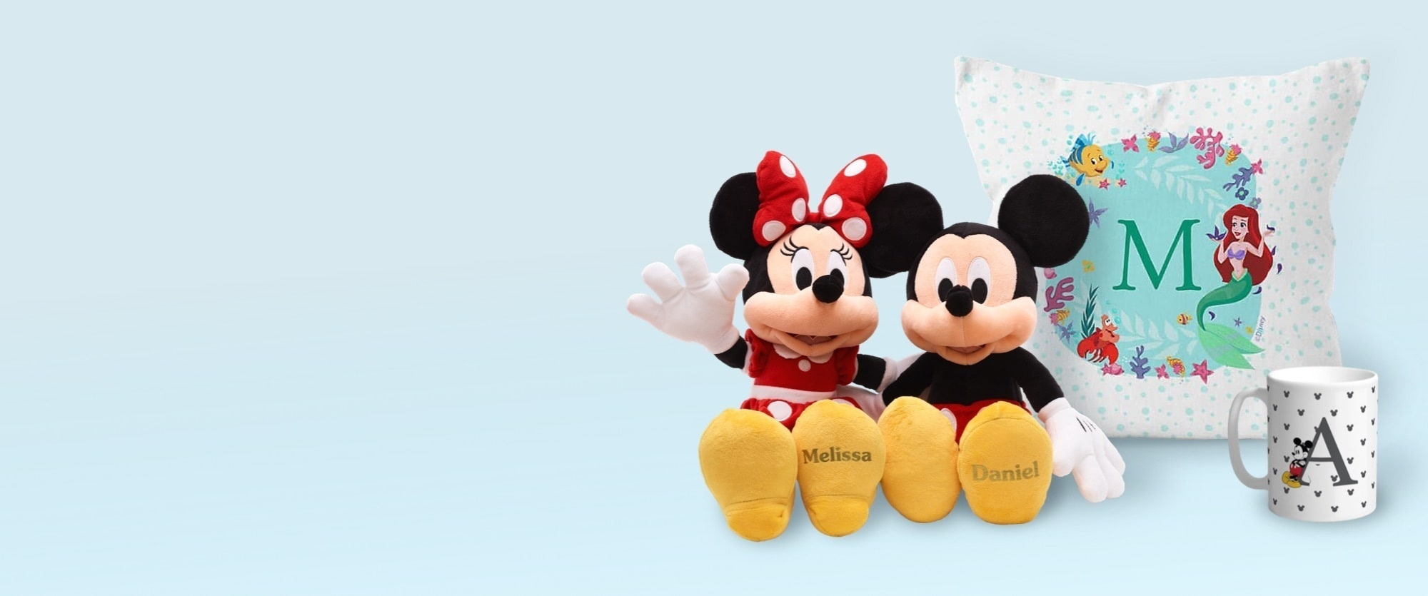 shopDisney | Personalised Gifts Article Hero