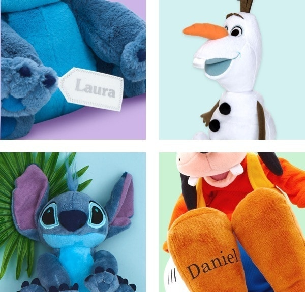 Personalised Gifts at shopDisney