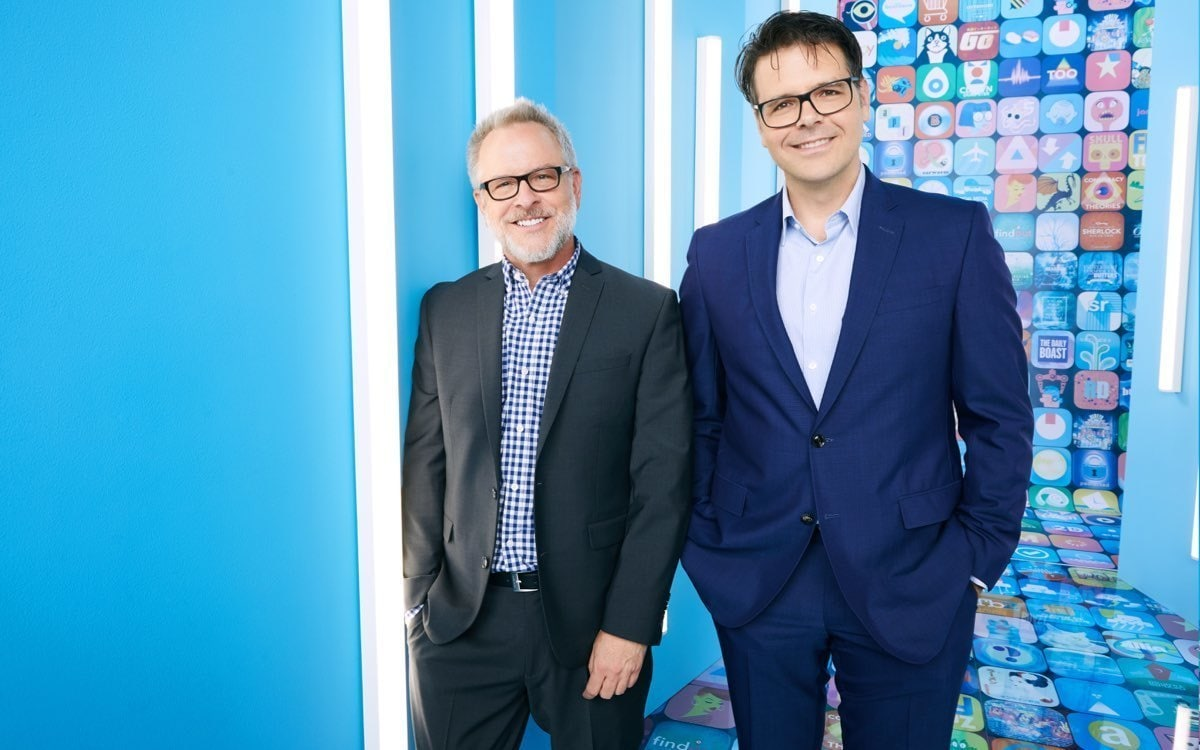 Directors Rich Moore and Phil Johnston talk Ralph Breaks the Internet