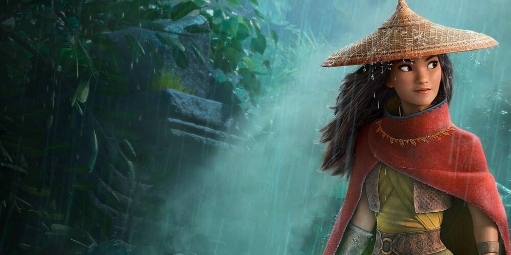 Zdjęcie z filmu Raya i ostatni smok