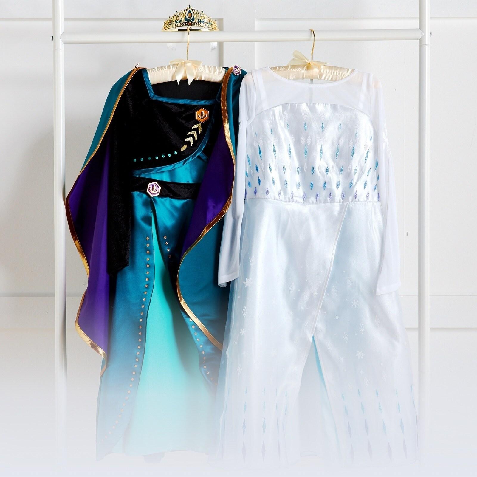 Anna et Elsa Costumes