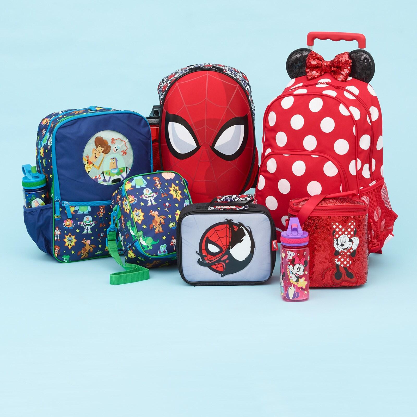 Bouteilles et sacs à lunch