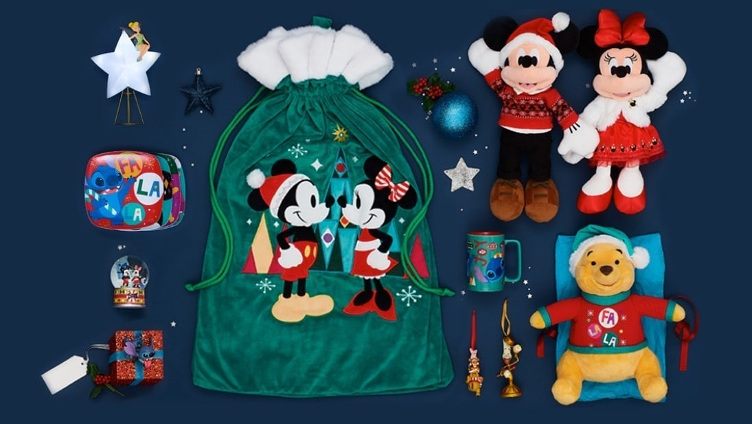 Disney Store | Christmas Gift Ideas