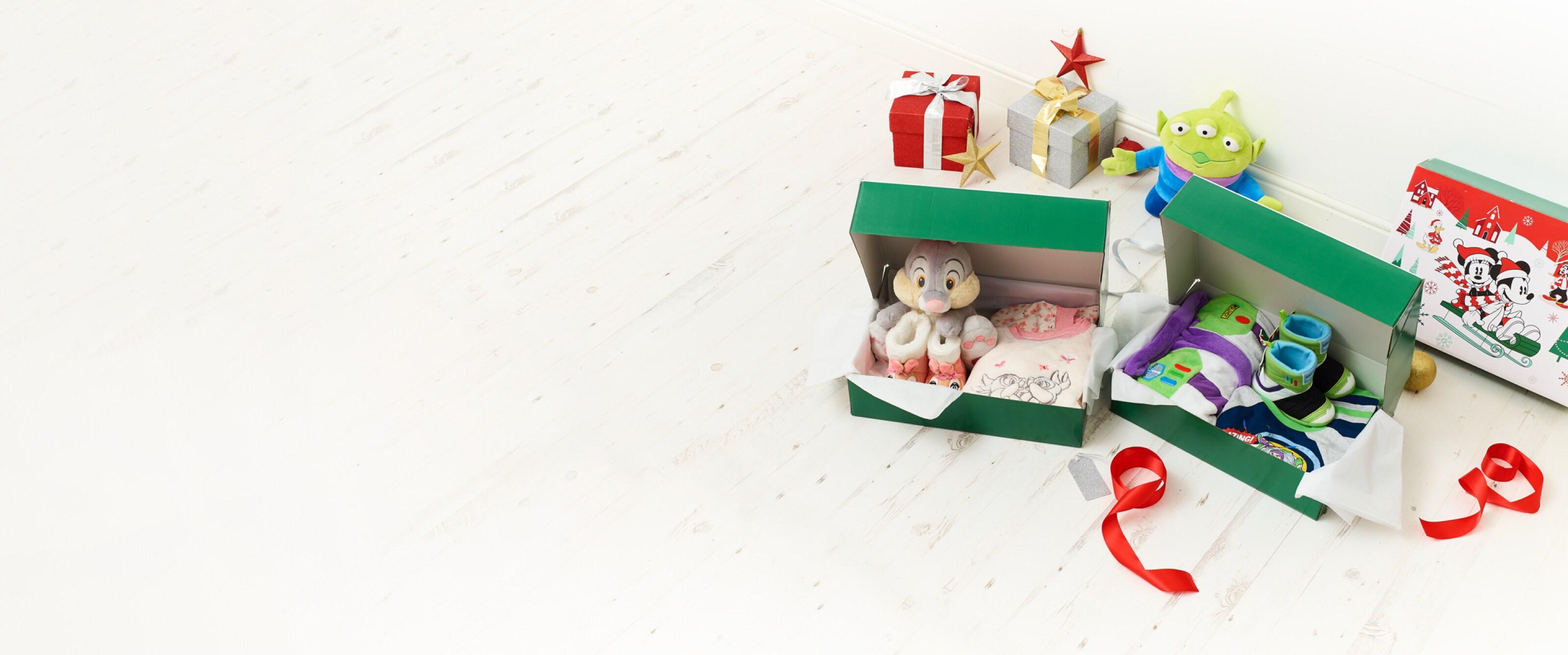 Consigli per la calza di Natale da shopDisney