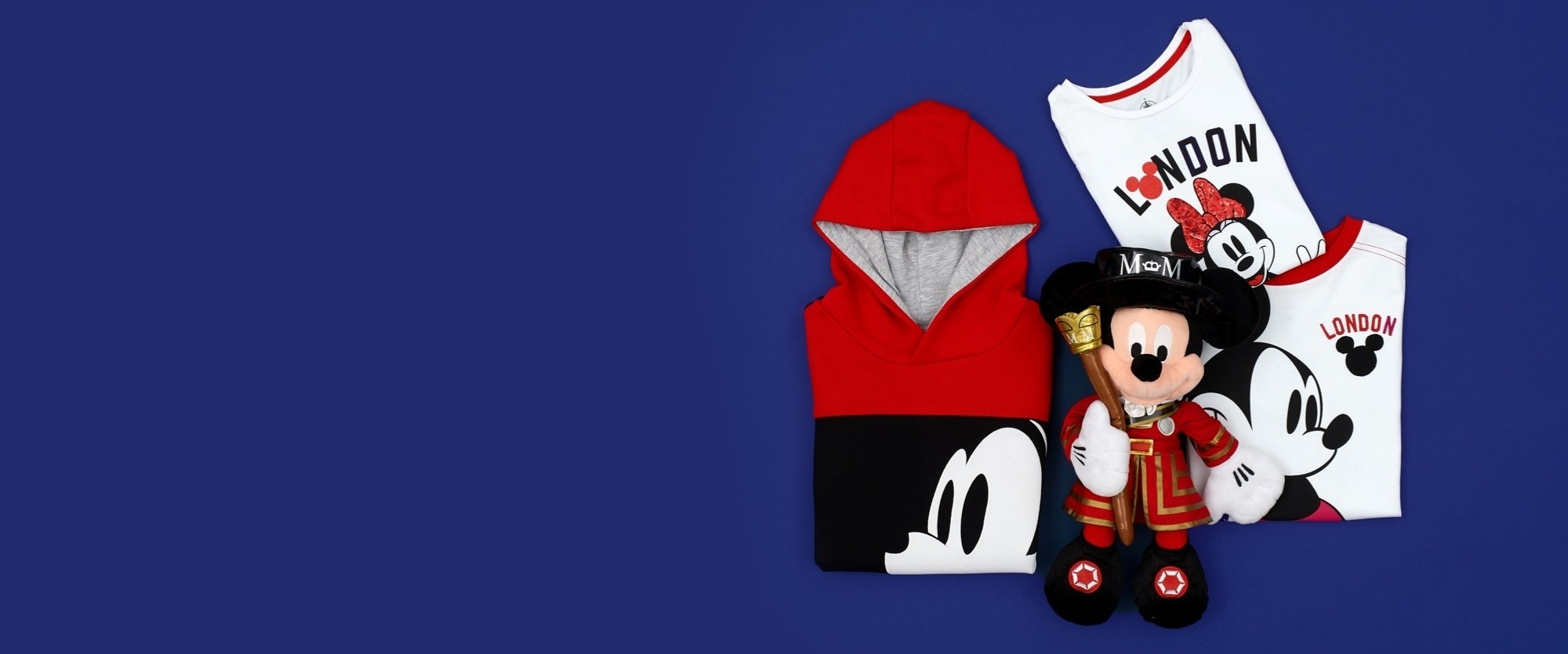 Découvrez la collection Disney Cities sur shopDisney