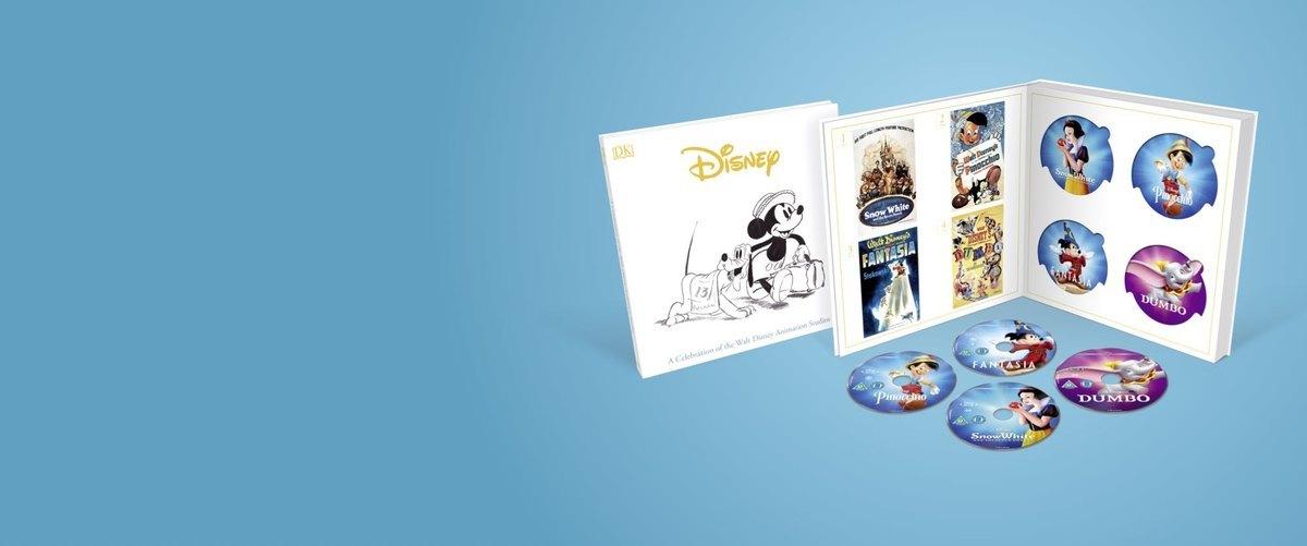 A Disney Christmas Gift Dvd.Disney Classics Complete Movie Box Set