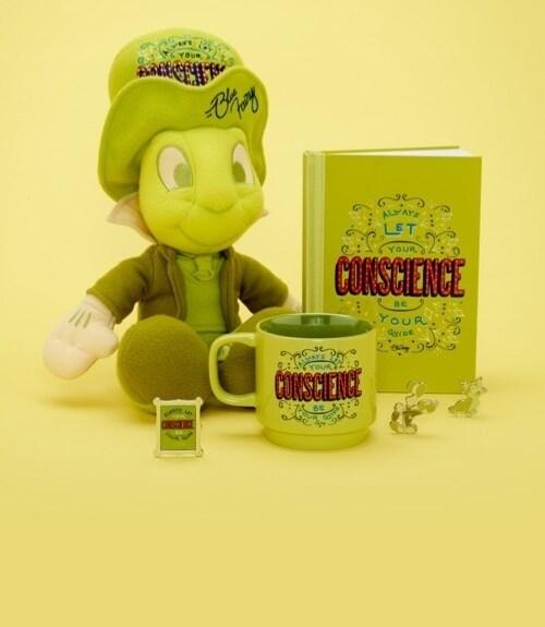 shopDisney | Disney Wisdom - Jiminy Grille