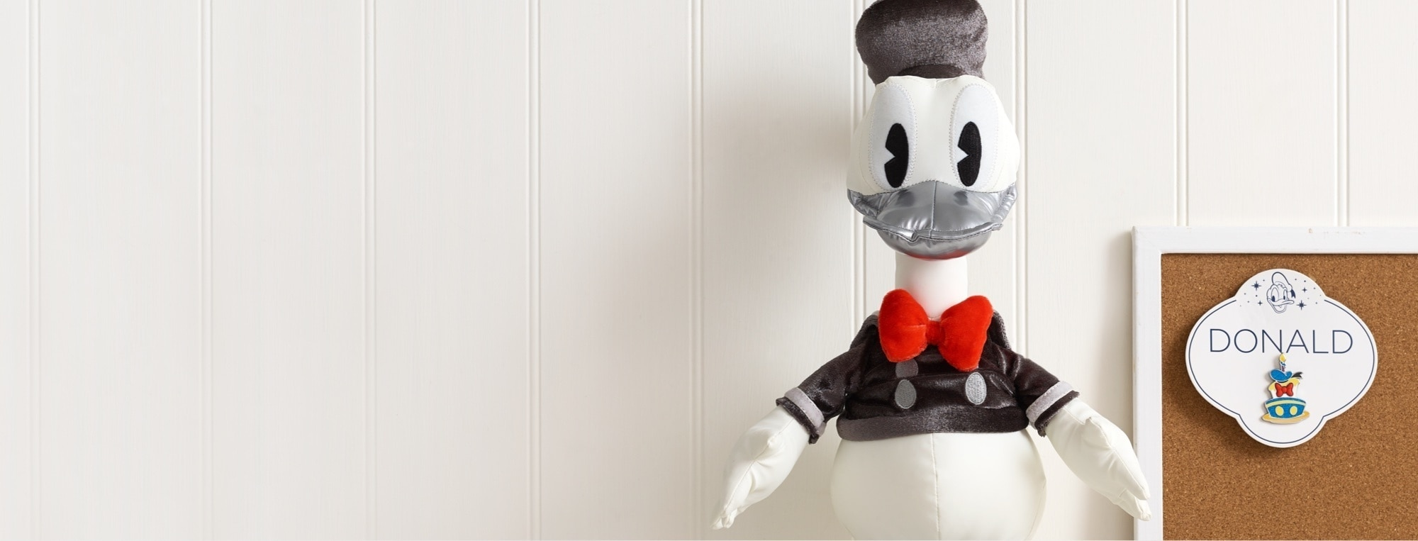 Find out more about the Donald Duck 85th Anniversary Collection