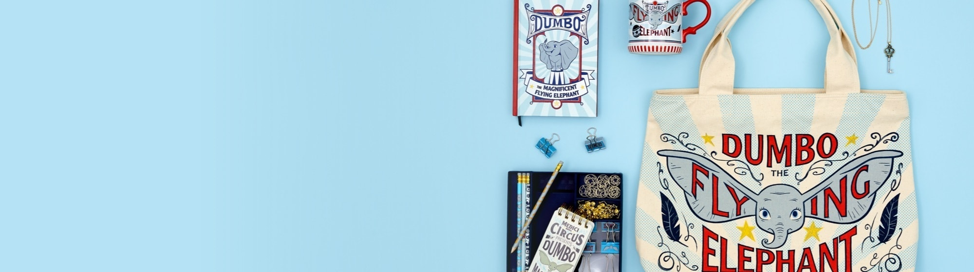 Discover Dumbo at shopDisney