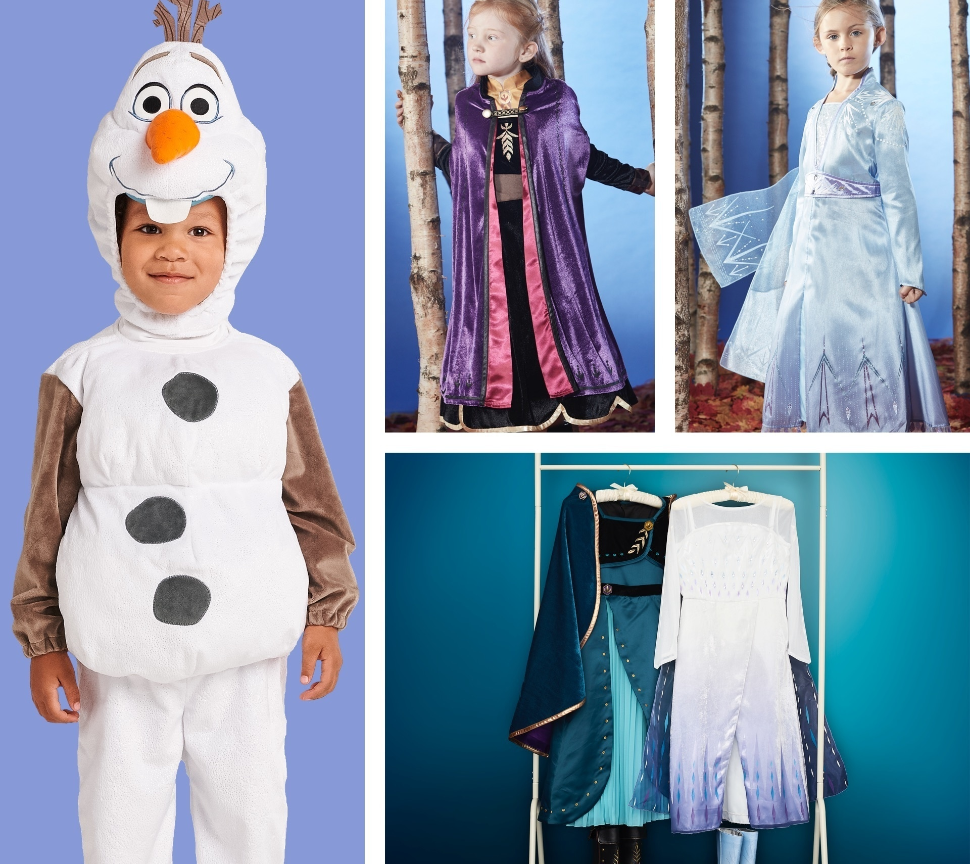Une sélection de produits inspirés de La Reine des Neiges