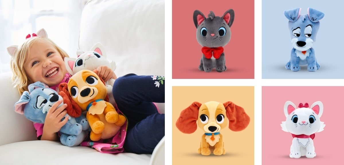 shopDisney | Plushes