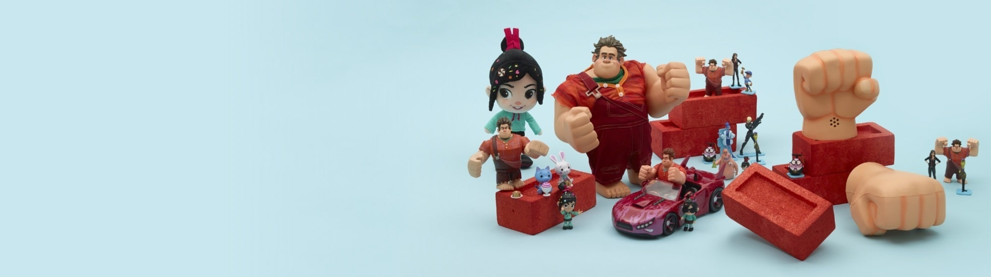 Wreck It Ralph | Featured Product