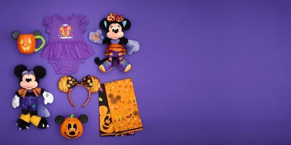 Uma seleção de produtos inspirados no Halloween
