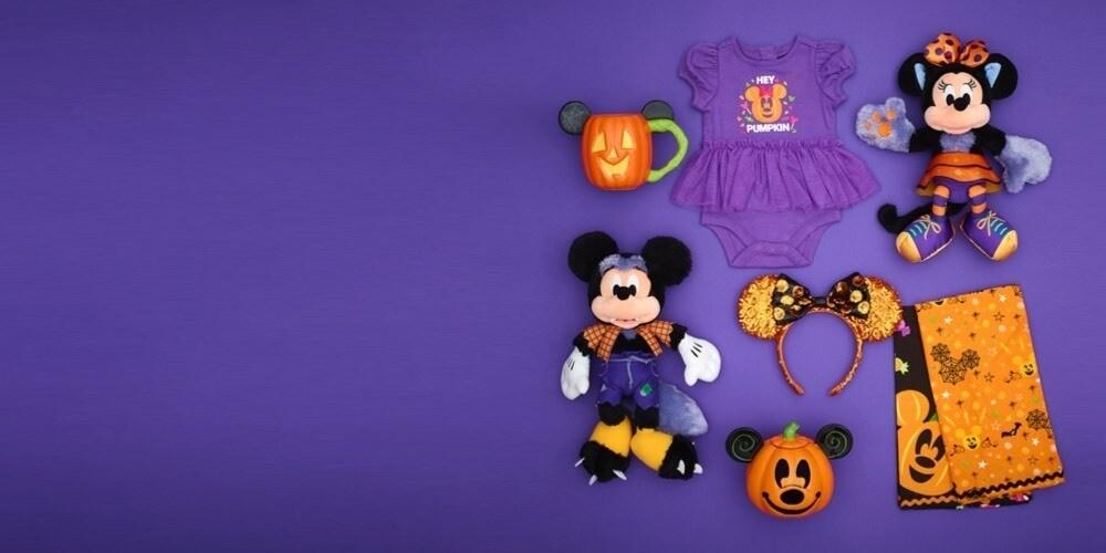 Une sélection de produits inspirés d'Halloween