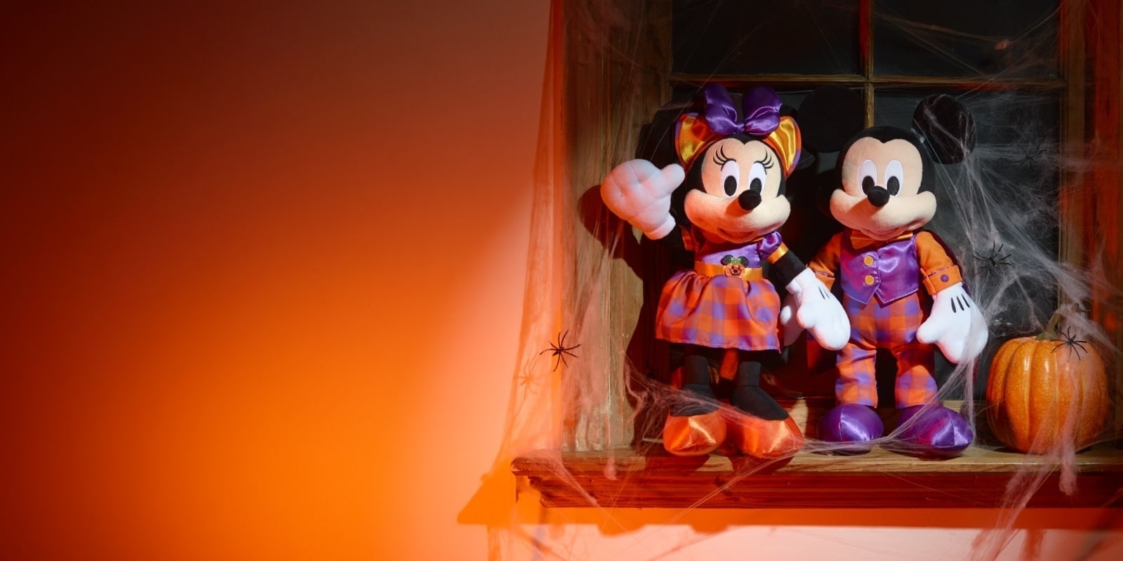 Mickey and Minnie Mouse Halloween toys from shopDisney UK.