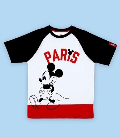 T-Shirt avec le libellé 'Paris'