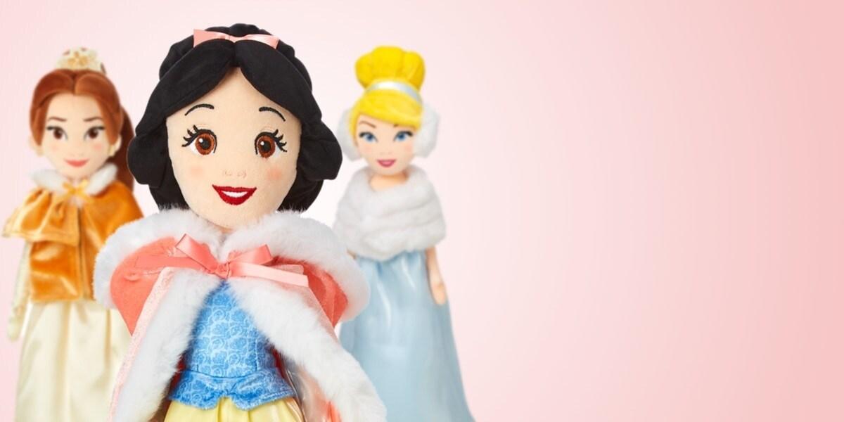 shopDisney | -25%  en muñeca de peluche de invierno