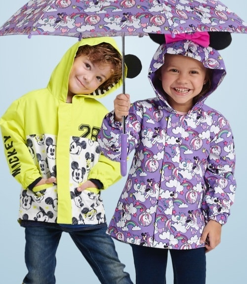shopDisney l Rainwear Collection