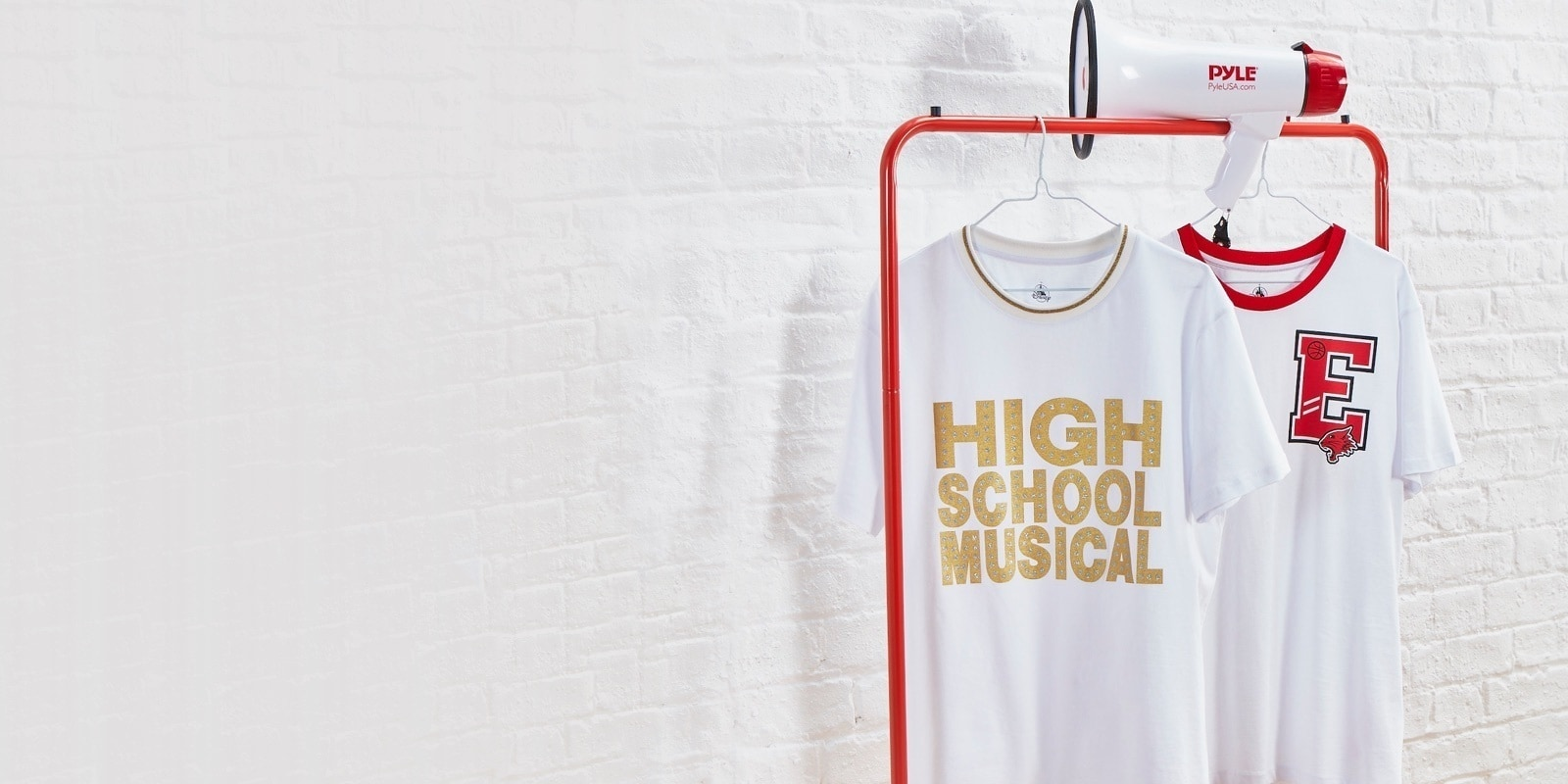 Unisex adult clothing inspired by High School Musical