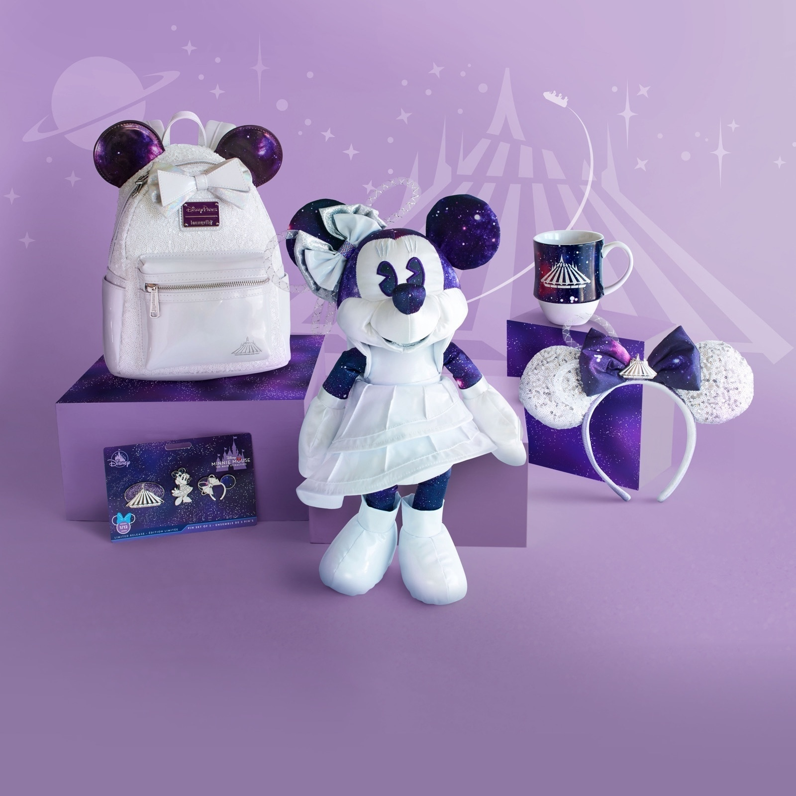 Minnie Mouse The Main Attraction januari Collectie