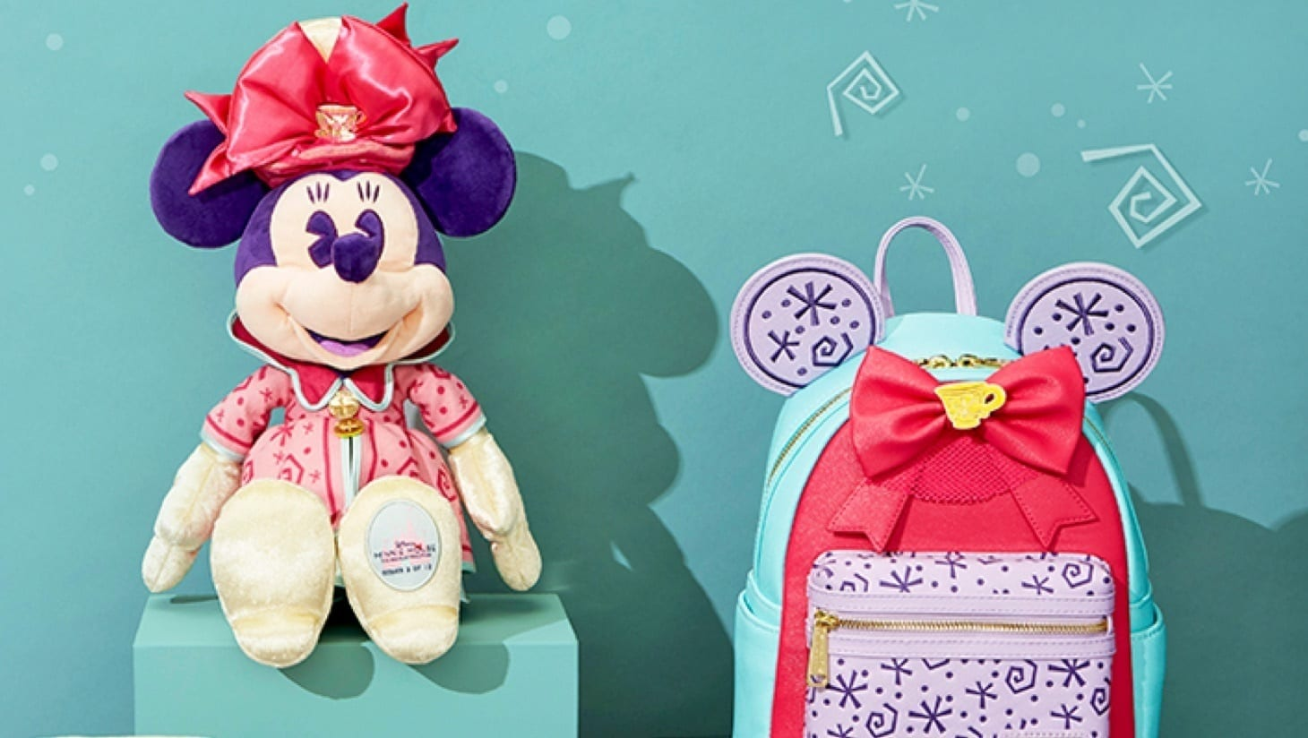 Minnie Mouse The Main Attraction maart Collectie