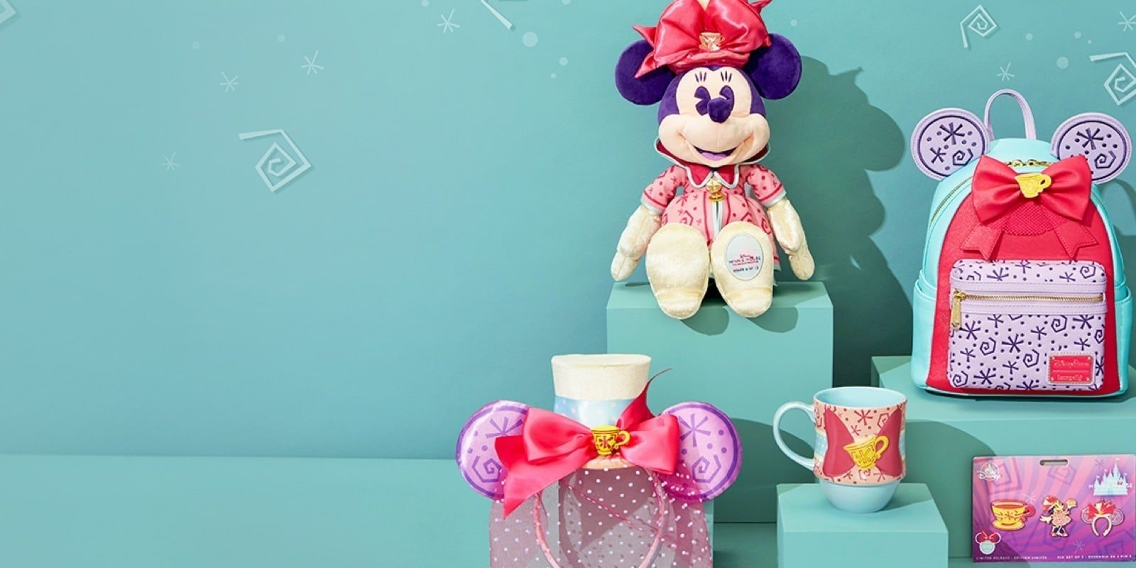 Minnie Mouse The Main Attraction collection Mars