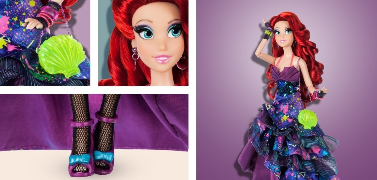 Disney Designer Collection: Ariel Doll