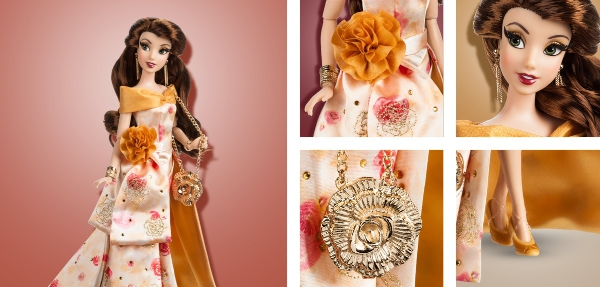 Disney Designer Collection: Belle Doll
