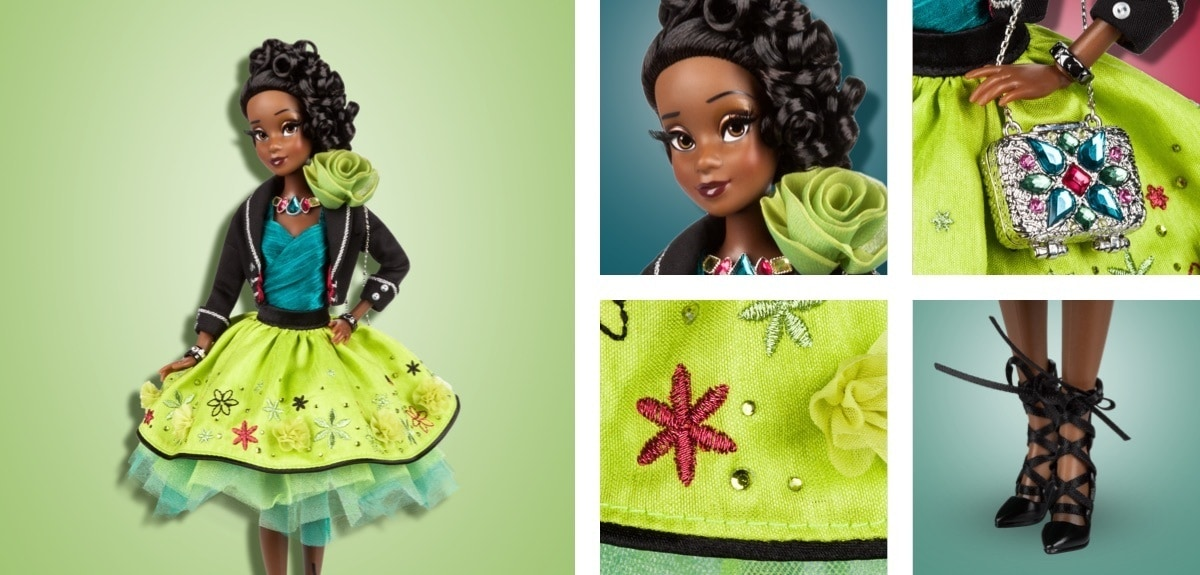 Disney Designer Collection: Tiana Doll