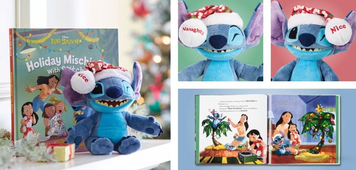 shopDisney | Holiday Stitch