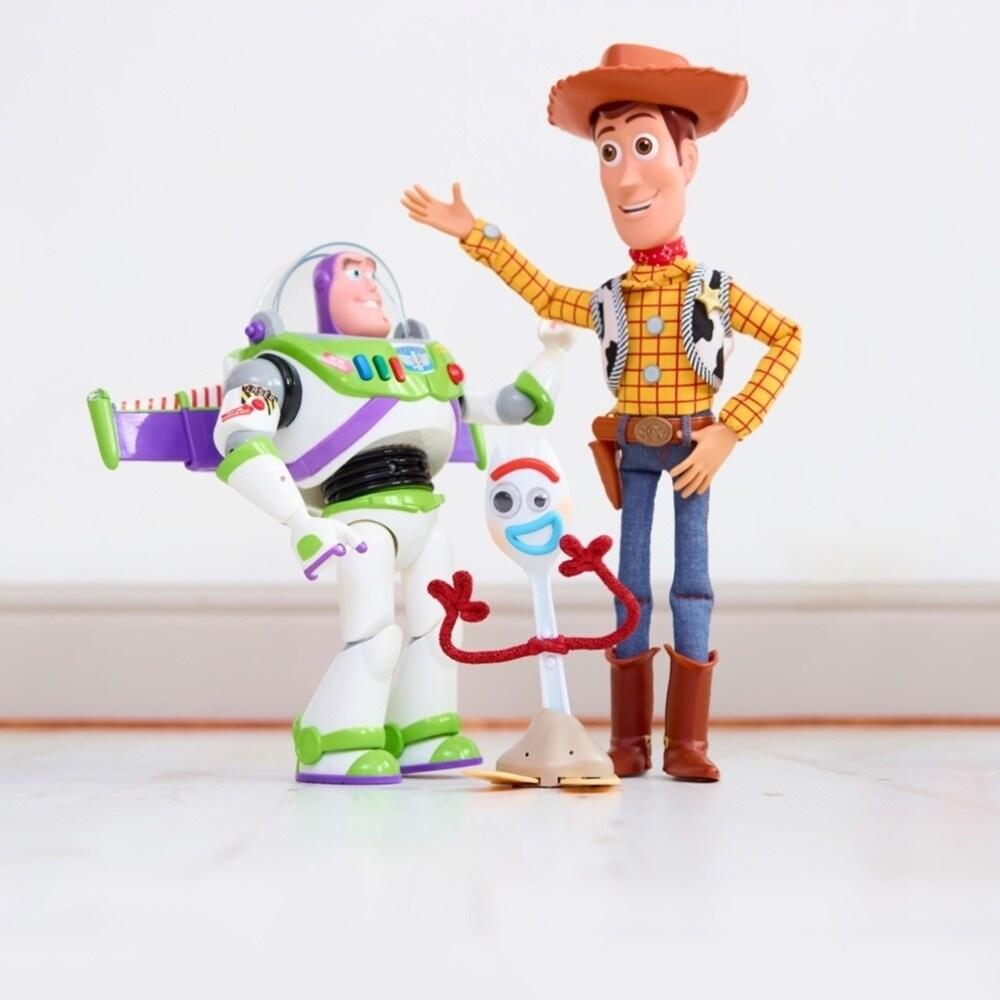 Válogatás Toy Story termékekből a shopDisney-nél