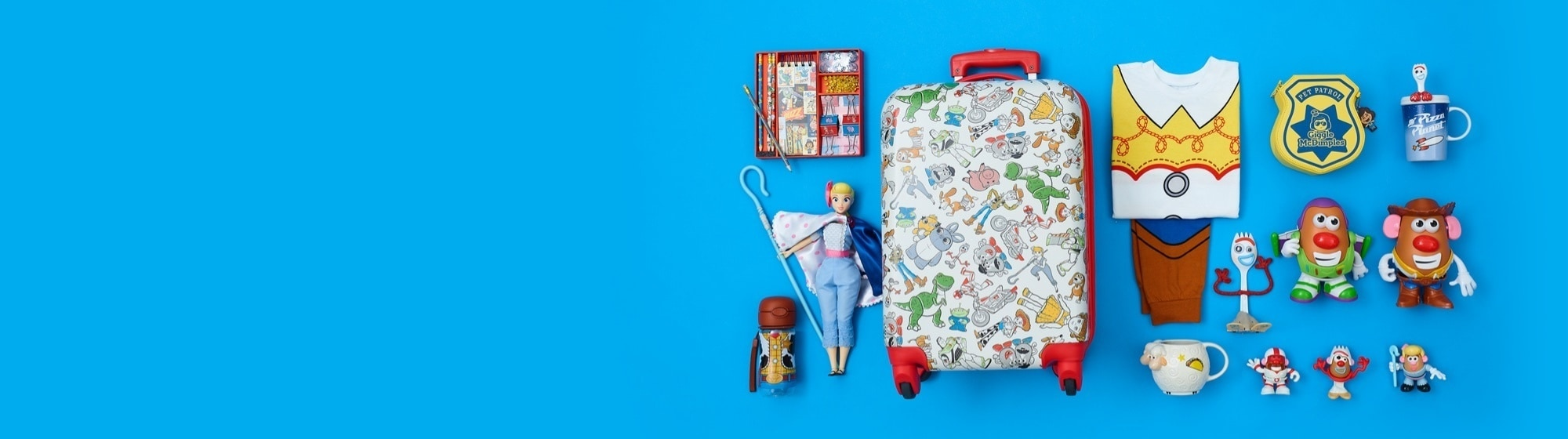 shopDisney | Toy Story 4 bij shopDisney