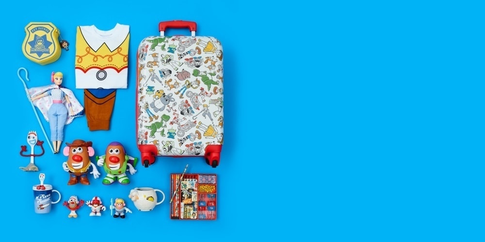 shopDisney | Toy Story 4 Collectie