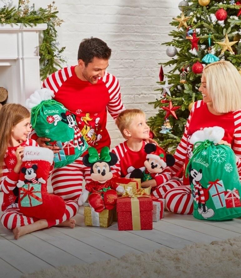 Natal na shopDisney