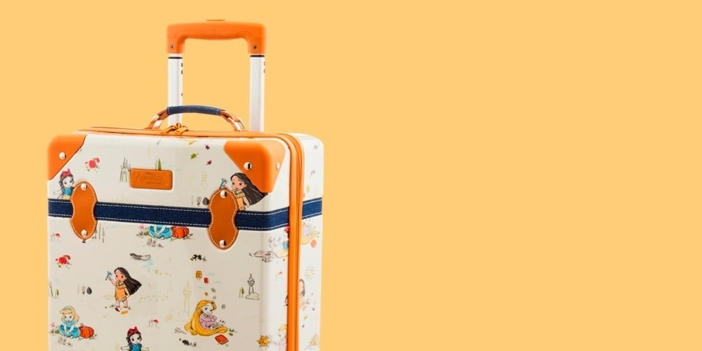 shopDisney | Sconto del 20% su una selezione di valigie
