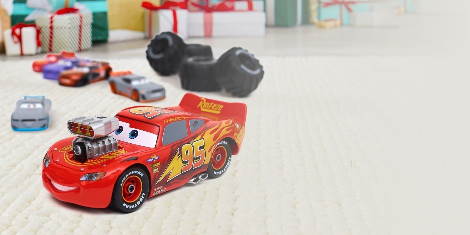 Cars inspired toys