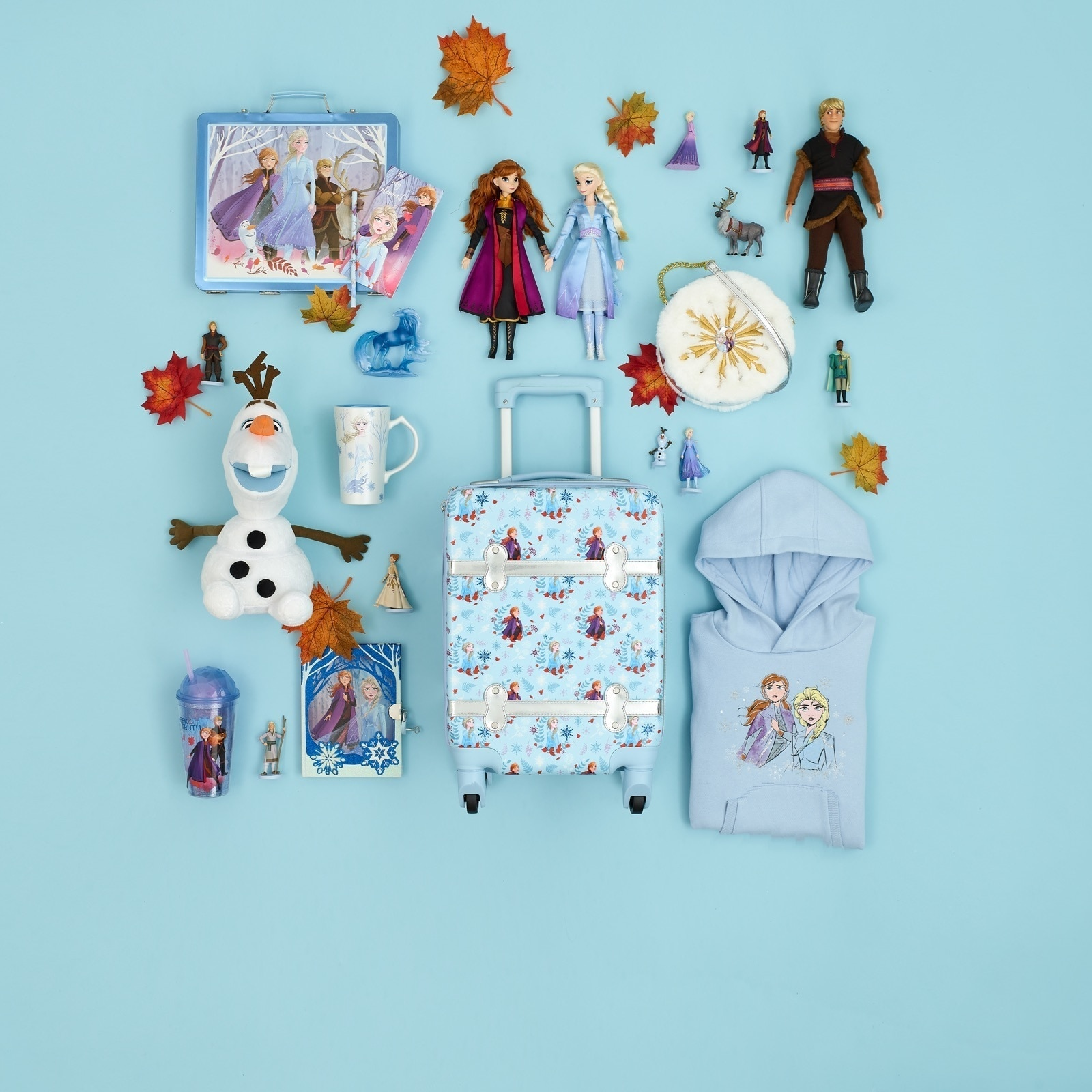 Frozen 2 bij shopDisney