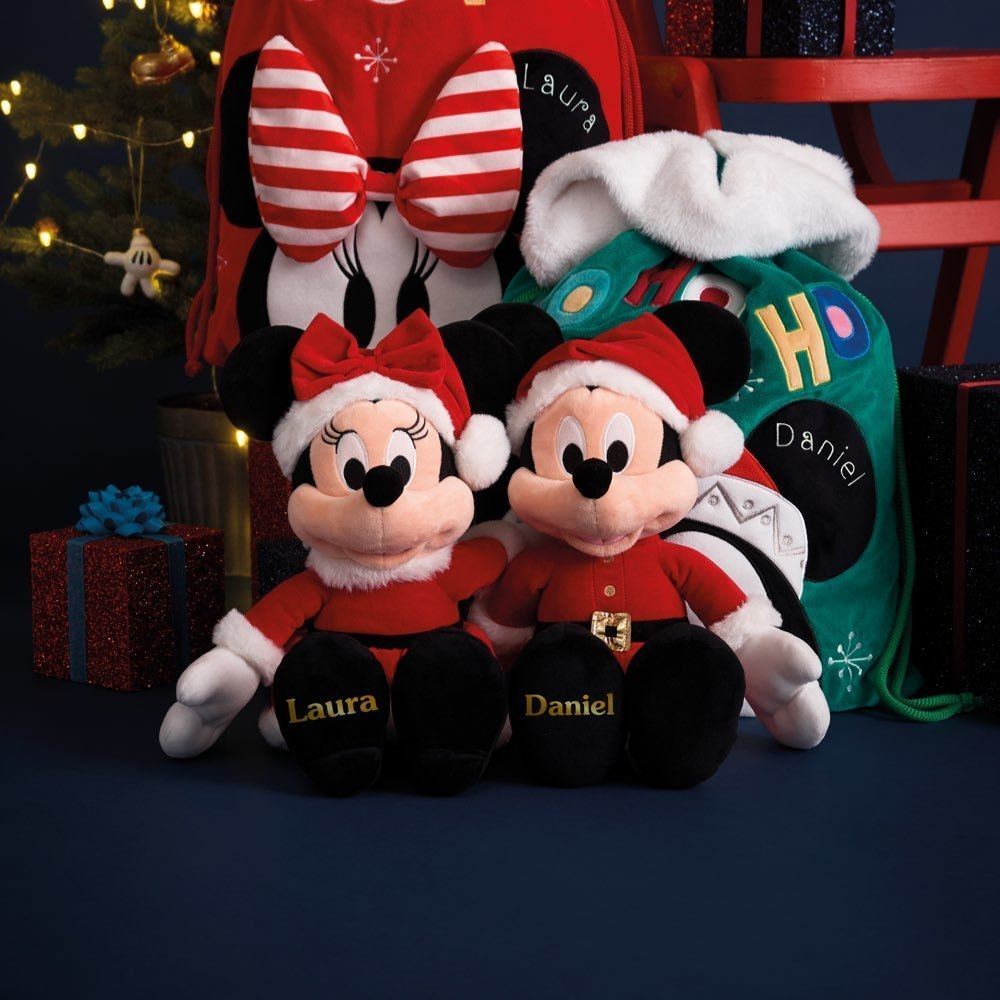 shopDisney | Holiday Free Personalisation