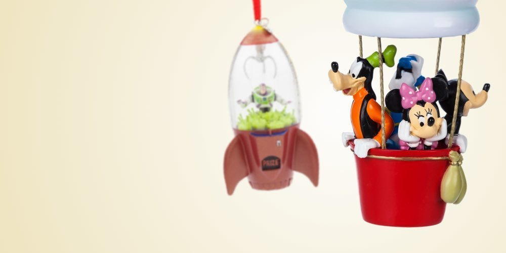 shopDisney | Gift of the Week - Christmas Decorations