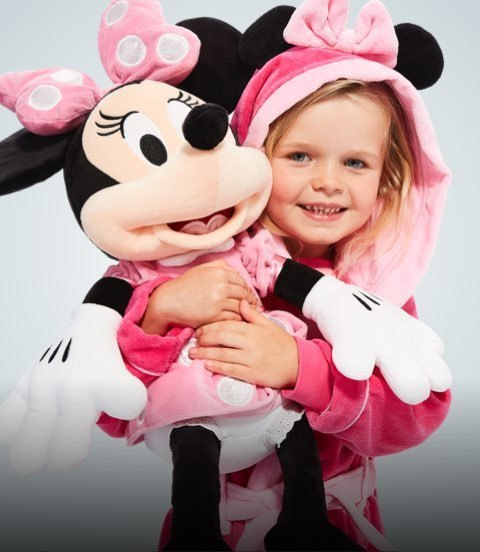 shopDisney | Large Plush & Free Personalisation