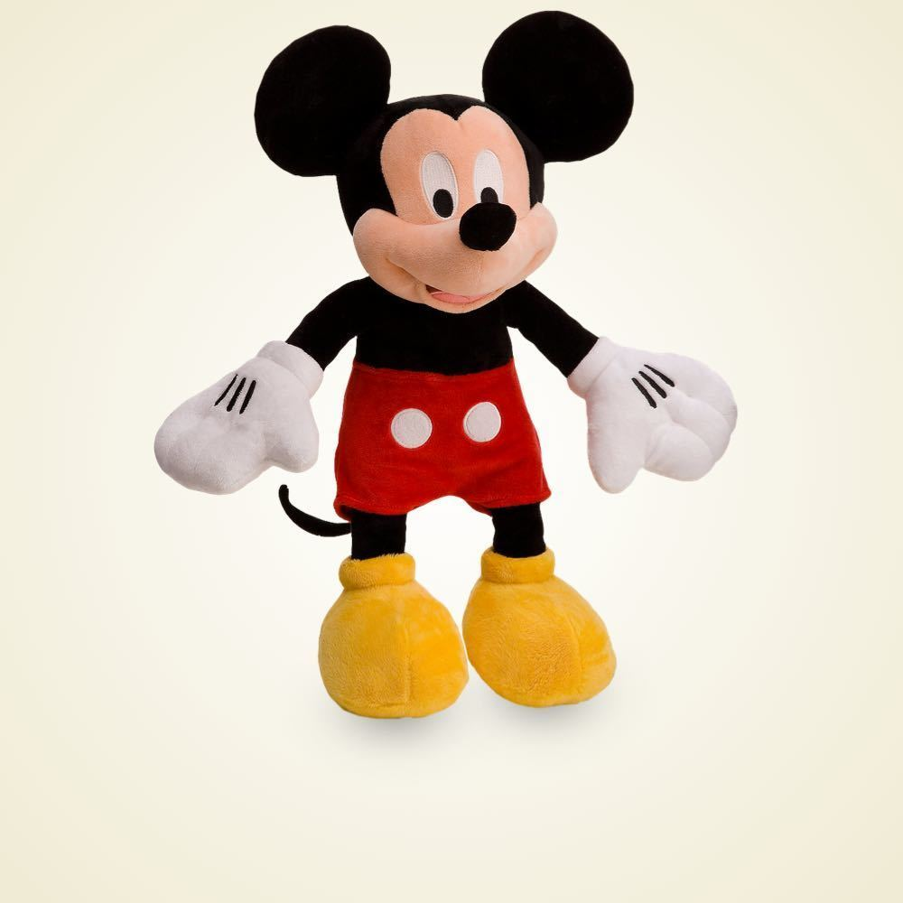 shopDisney | Large Plush & Free PZY Promo