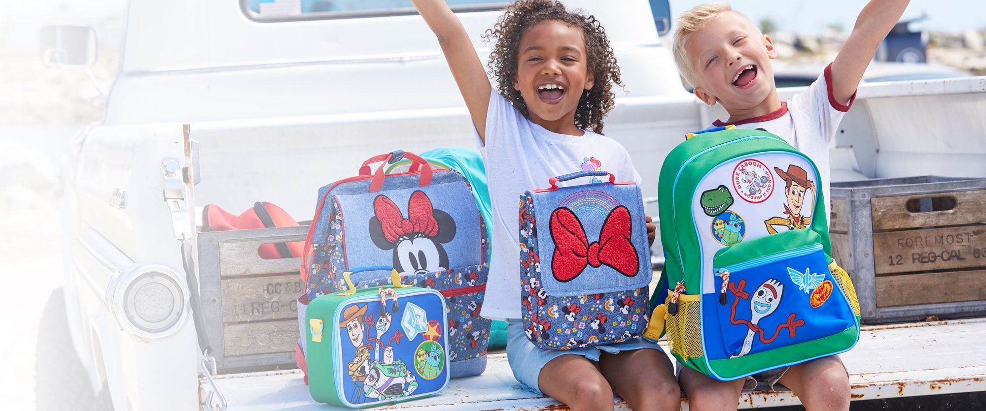 Shop the back to school range at shopDisney