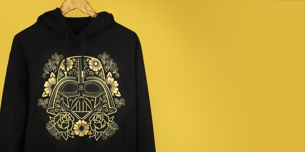 shopDisney l Disneyland Paris Darth Vader Hoodie