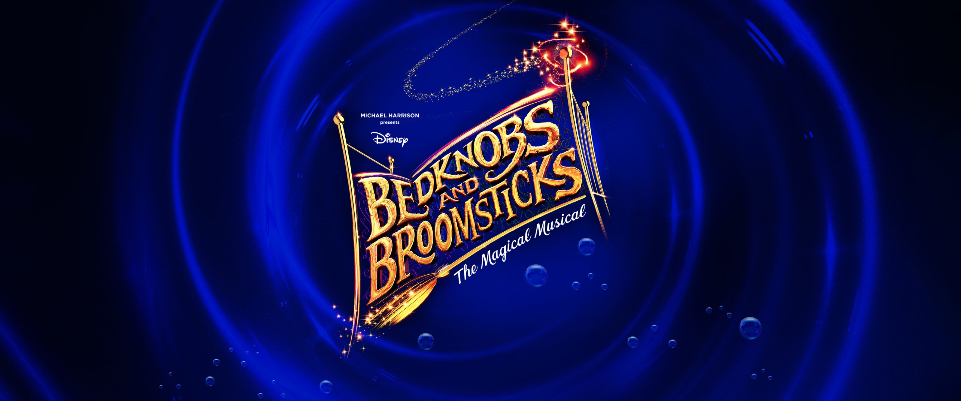 Book tickets for the Bedknobs and Broomsticks the Musical UK Tour