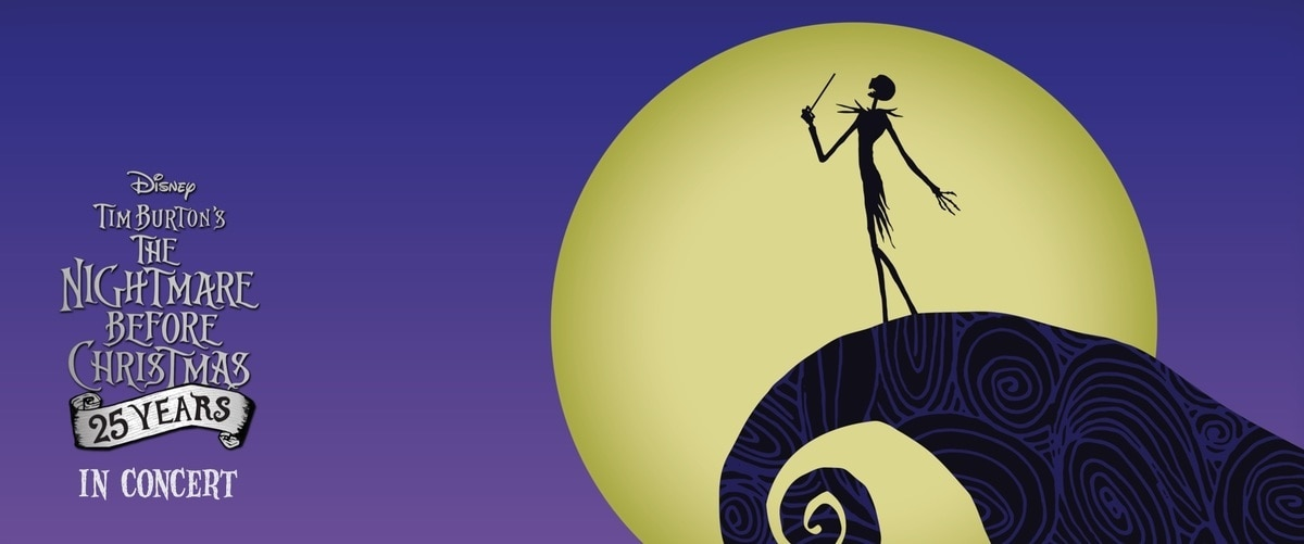 The Nightmare Before Christmas Tour Book With Disney Disney Uk