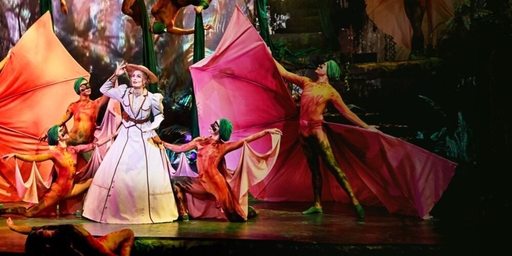 Disneys Musical Tarzan | Köp biljetter nu