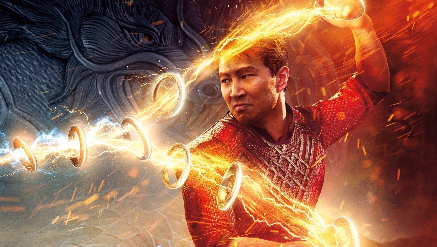 Una scena dal film Shang-Chi e la leggenda dei dieci anelli