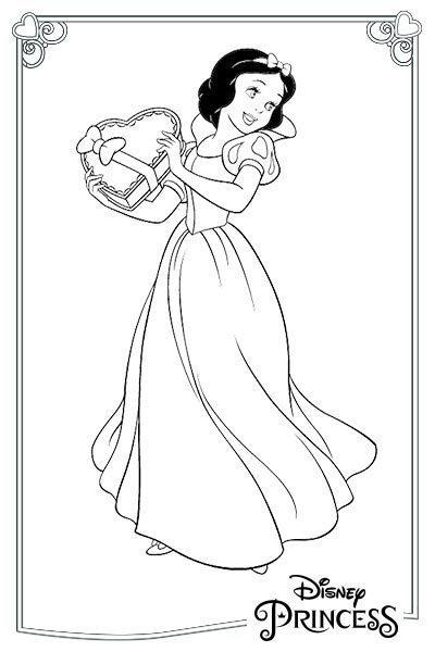 Biancaneve e il cuore