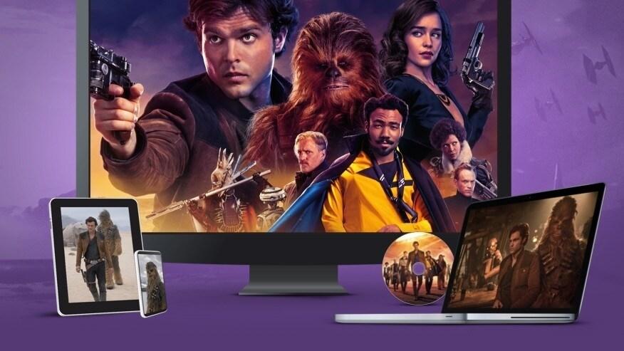 Zdjęcia z filmu Han Solo: Gwiezdne wojny-historie na telewizorze, laptopie, tablecie i telefonie